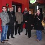 Creative Edge partners meet in Galway, December 2011