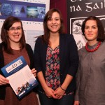 Aisling Murtagh, Maria Valles & Dr Jenny Dagg