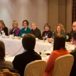 Participants at the Industry Advisory Group
