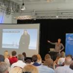 Lars Blomgren, CEO FilmLance, makers of The Bridge
