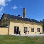 Maskinhuset, Skelleftehamn, venue for the Master Class